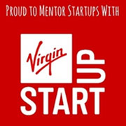 Biz Dojo Virgin Start Ups Badge